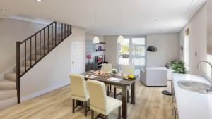 Kitchen_Living-room